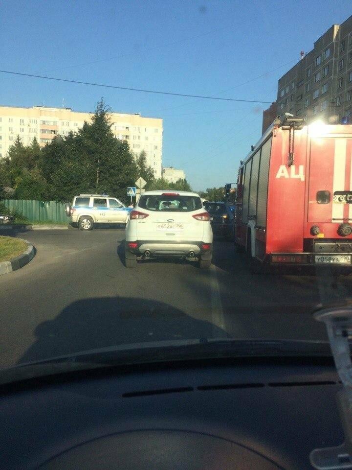 Несколько человек пострадали в ДТП с участием маршрутки в Домодедово, фото-4