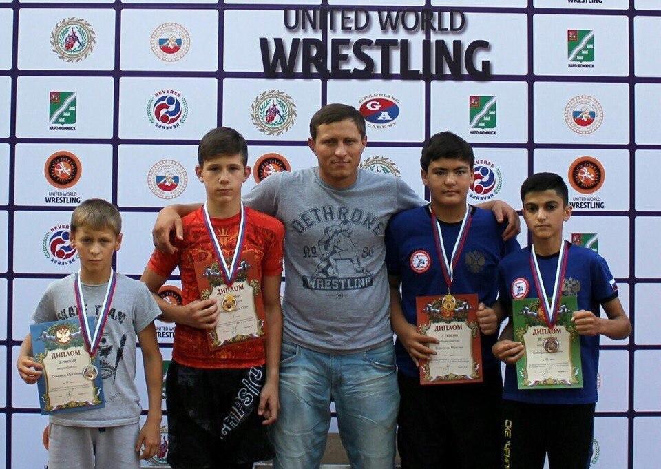 Домодедовские спортсмены завоевали золотые медали на Чемпионате России по борьбе , фото-2
